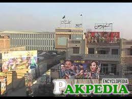 Peshawar Cinema in City