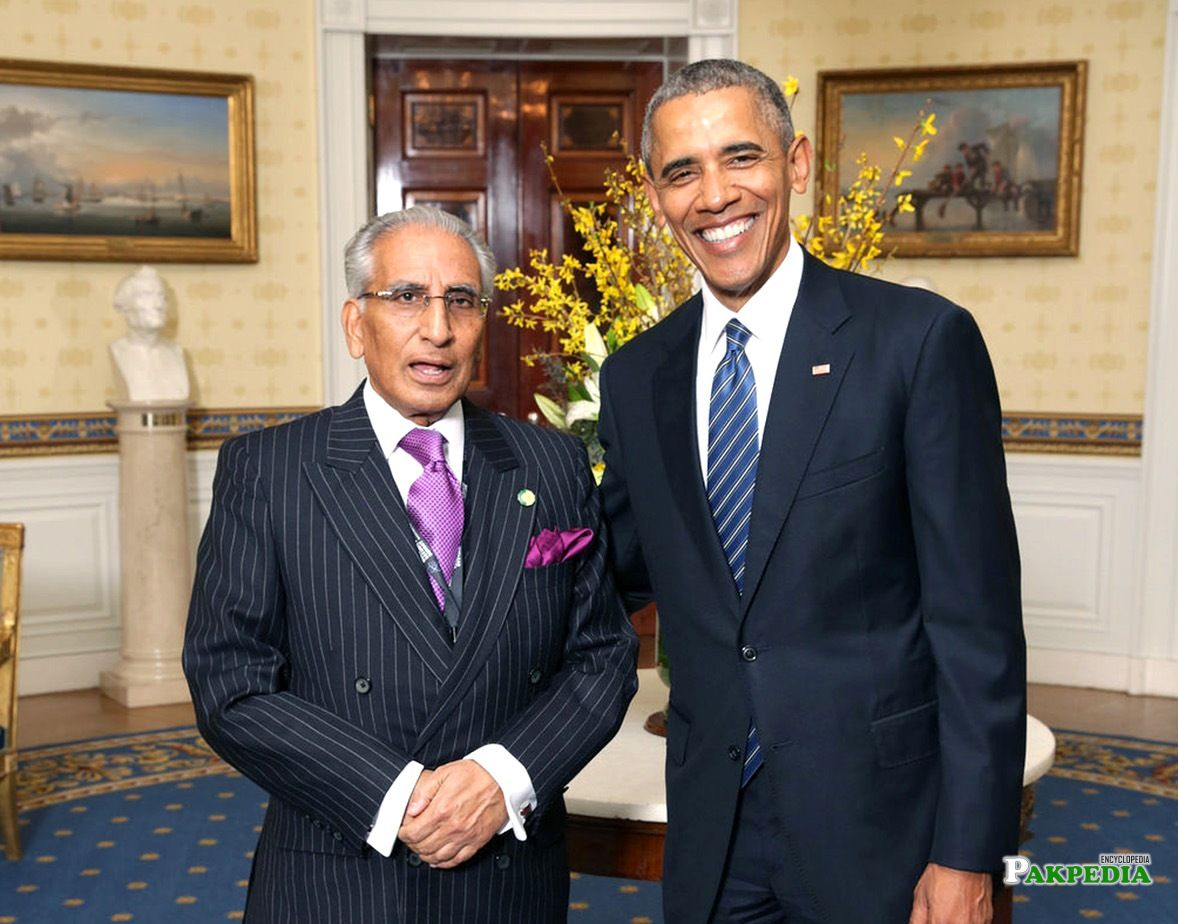 With Obama