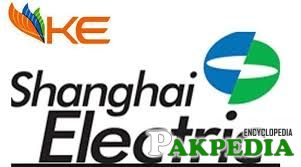 K electric shanghai logo
