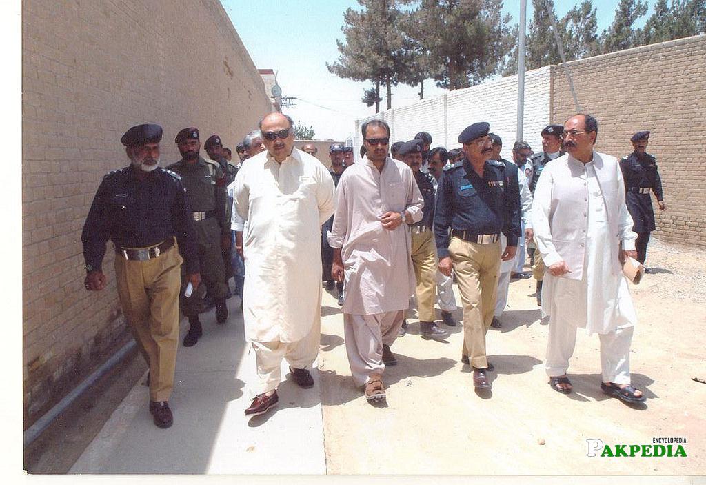 Mir Habib Ul Rehman Muhammad Hassani And Jam Mohammad Yousaf