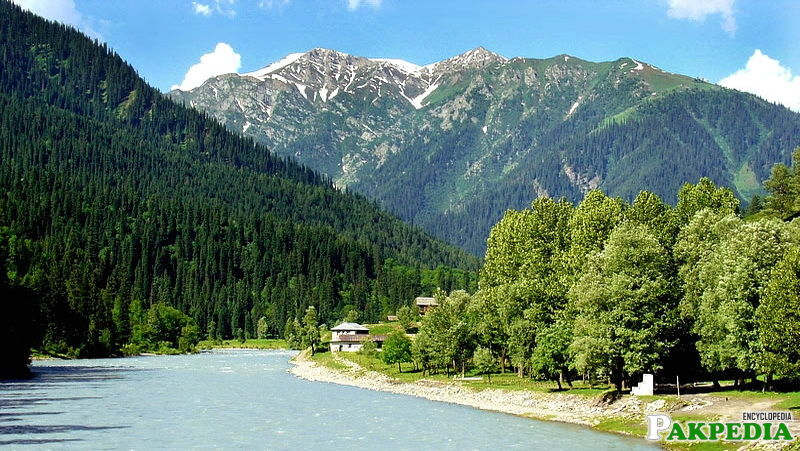 Jhelum Valley Beautiful