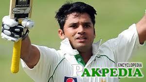 Azhar Ali in Test