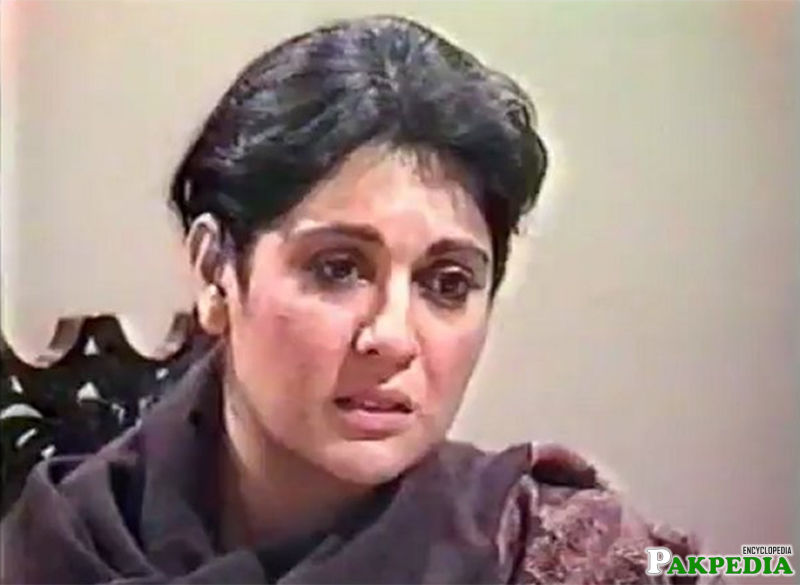 Shehnaz Sheikh in old drama serial