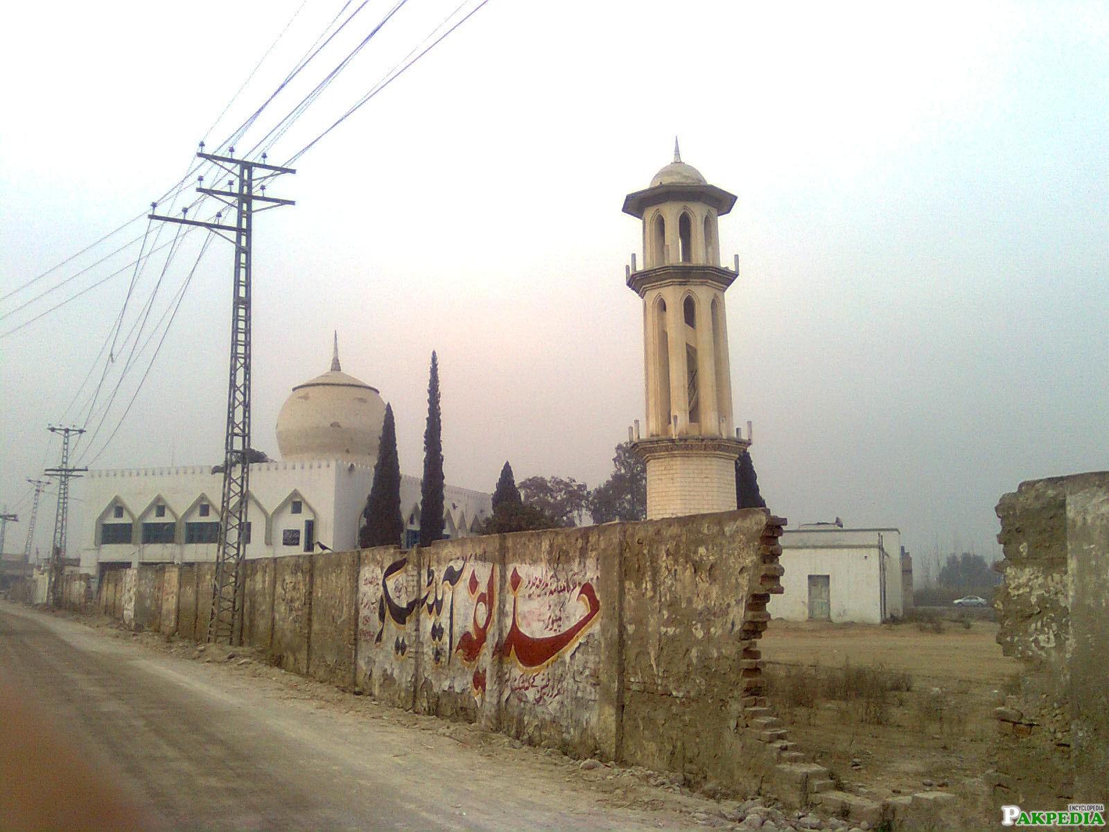 Charsadda Mosque