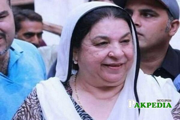 Yasmeen Rashid Biography