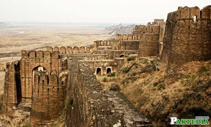 Rohtas Fort also a Tourist Point