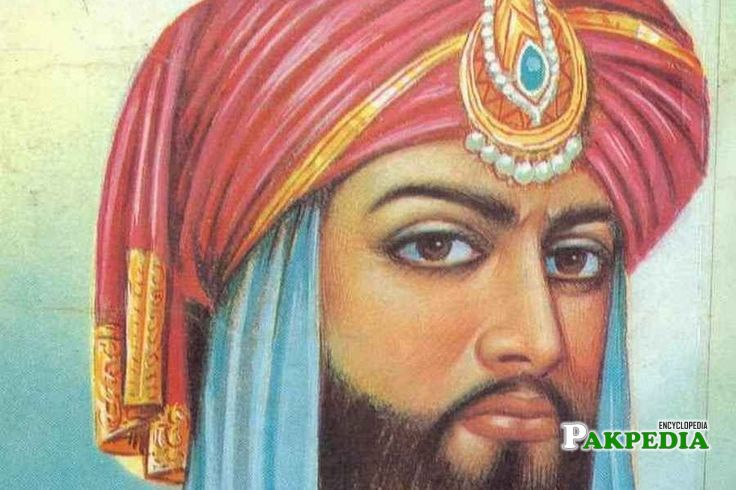 Sultan Mehmood's first campaign was against the Qarakhanid Empire