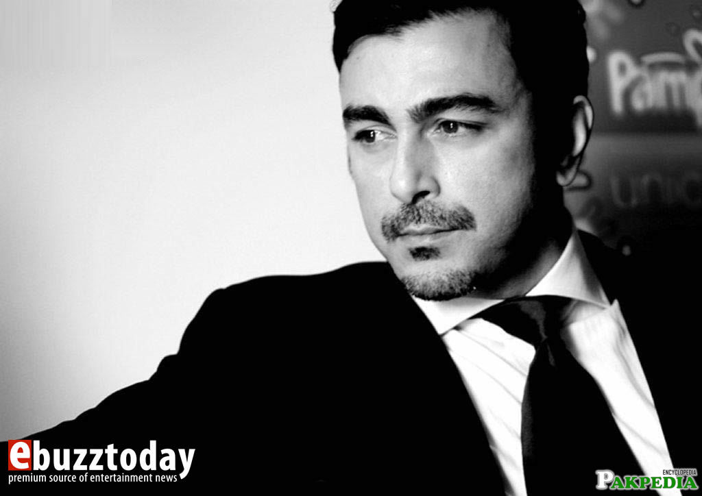 Shaan Shahid Actor