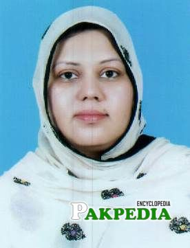 Faiza Mushtaq Biography