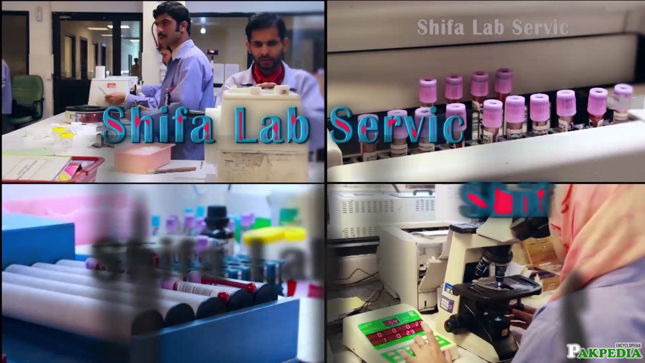 Shifa Blood Bank