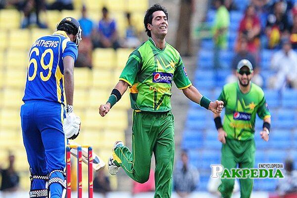 Mohammad Sami cricketer