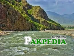 An river in Kurram Agency