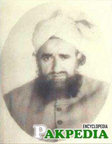 Khwaja Qamar Ul Din Sialvi Saheb