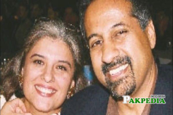 Marina Khan Family