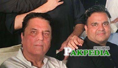 Fawad and Naeem Bukhari