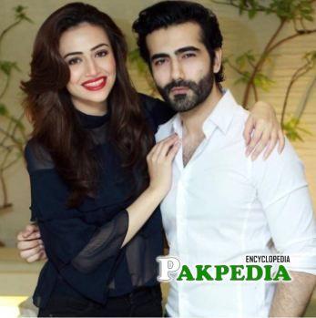 Hina Javed Family