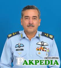 Air Marshal Sohail Gul Khan, HI(M). Vice Chief of the Air Staff / Member CAA Board