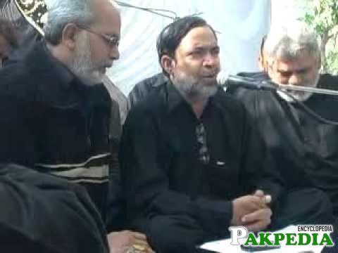 A great Soz khwan--Syed sibte Jafffar