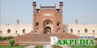 Lahore Historical Place