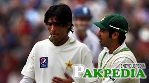 Mohammad Asif in Test