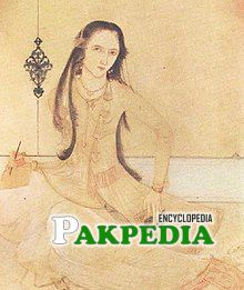 Most loved daughter of Auranzeb