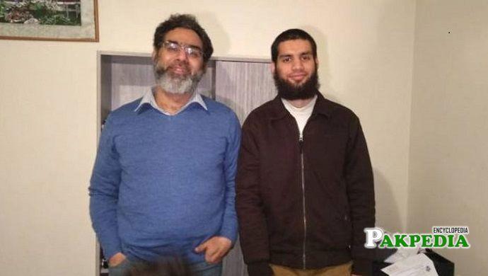 A self less man Naeem Rashid