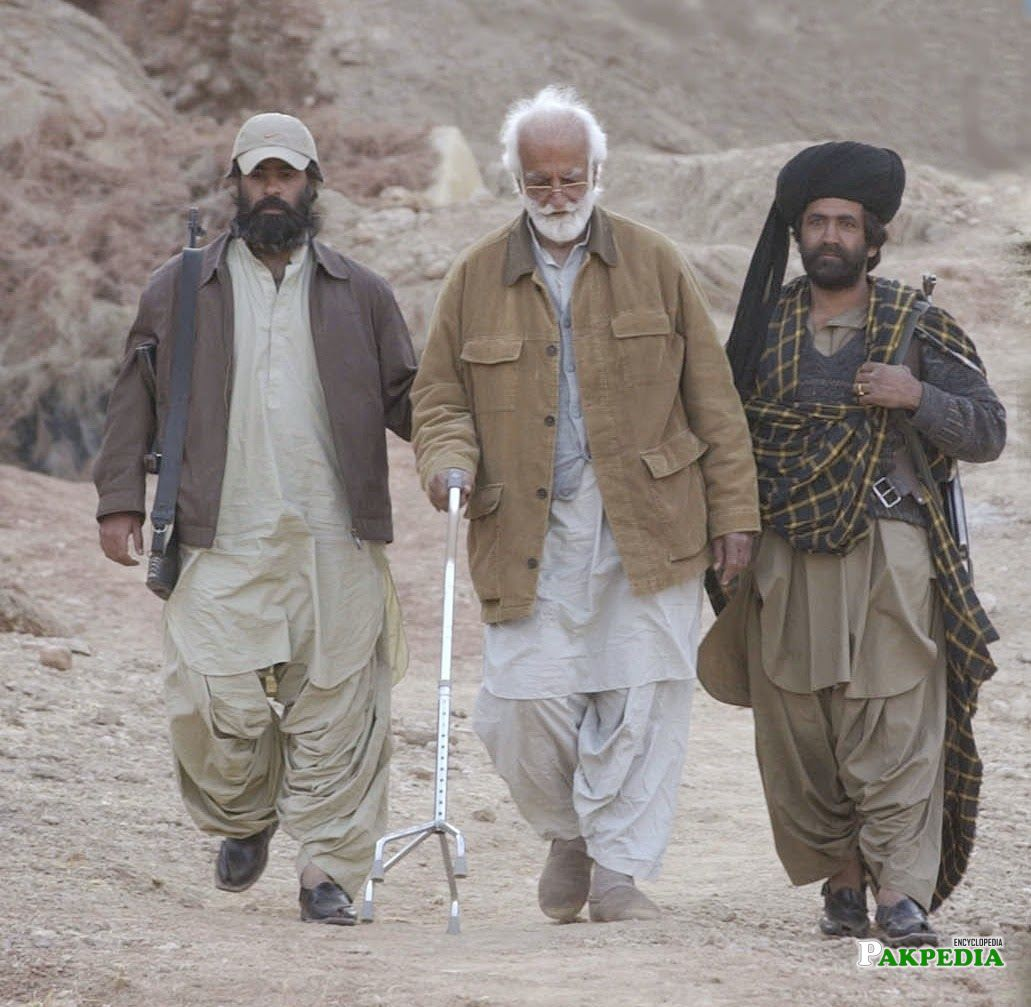 Akbar Bugti was a former Governor of Balochistan