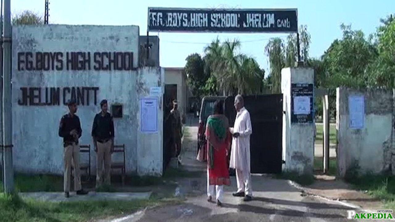 Jhelum High School