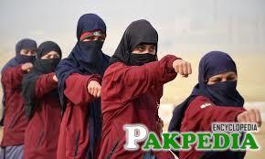 Khyber Pakhtunkhwa Ladies Police