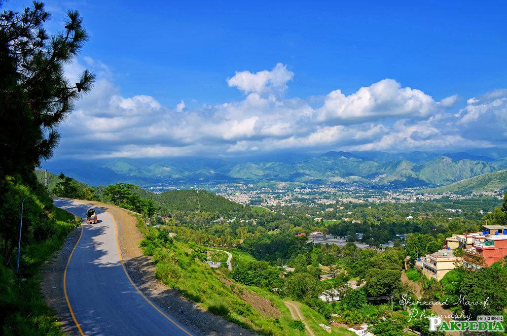 Abbottabad Beautiful View