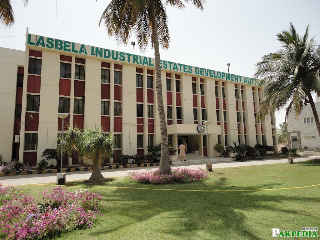 Lasbela Industrial Estates Development Authority (LIEDA)