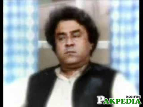 Shafi Muhammad shah was a famous Pakistani film and television actor