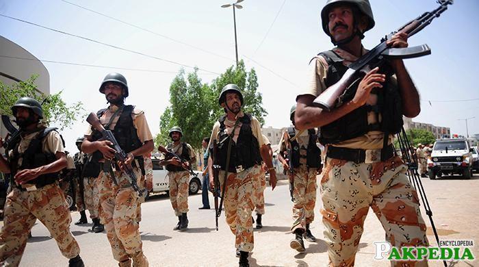 Goverment of Sindh Ranger