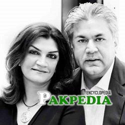 Arif Naqvi Family