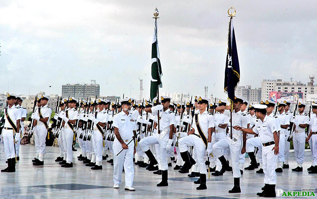 Pakistan Navy Praid