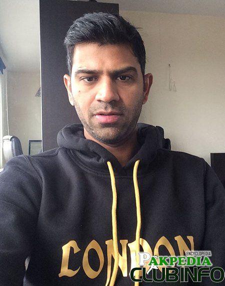 Wicket keeper batsman Shakeel Ansar