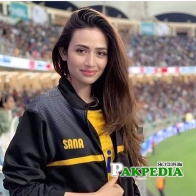 Sana Javed appointed as the ambasador of Peshawar Zalmi