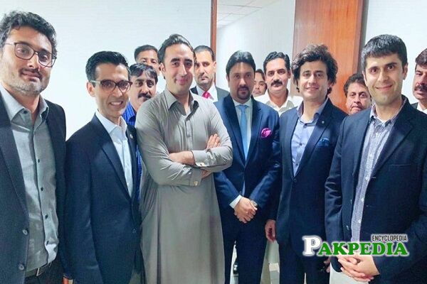 Bilawal Bhtto Zardari age