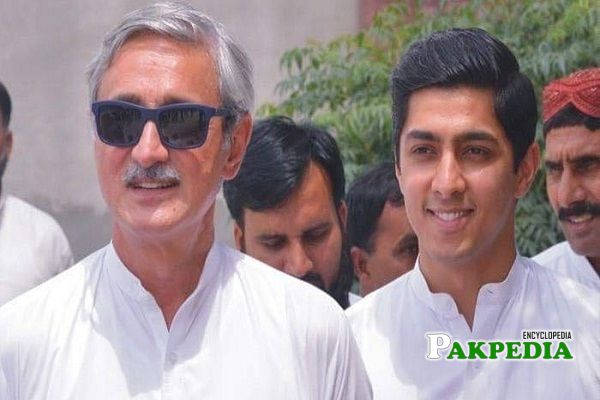 Ali Tareen Father