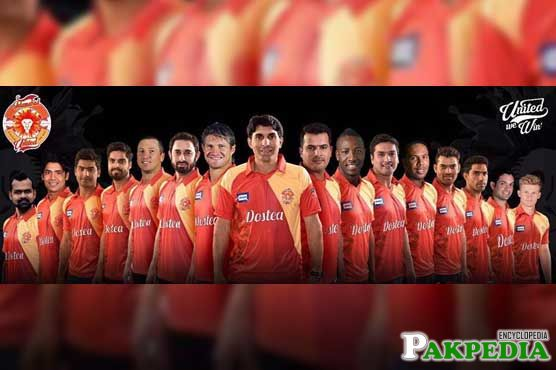 Islamabad United Team Players