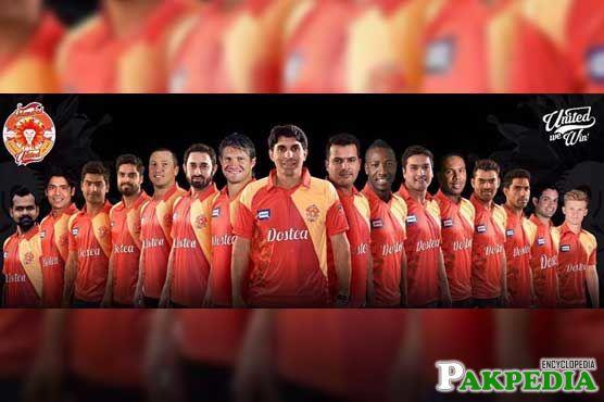 Islamabad United Team Players