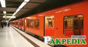 Shehbaz Sharif inaugurates Orange Line Metro Project