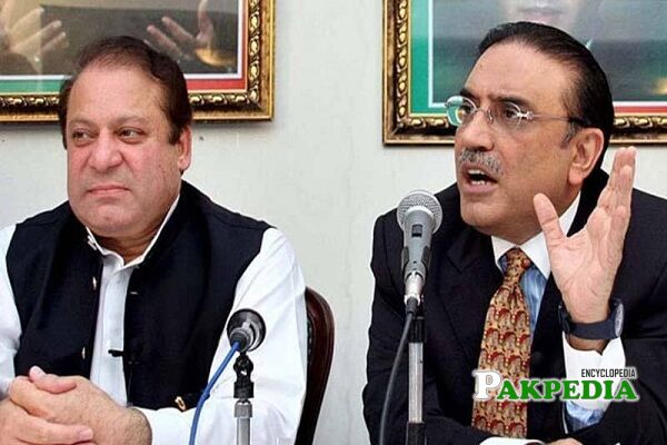 Asif Ali Zardari education