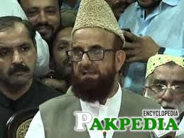 Mufti Muneeb-ur-Rehman talking about somethink