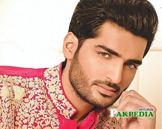 Omer Shahzad age details