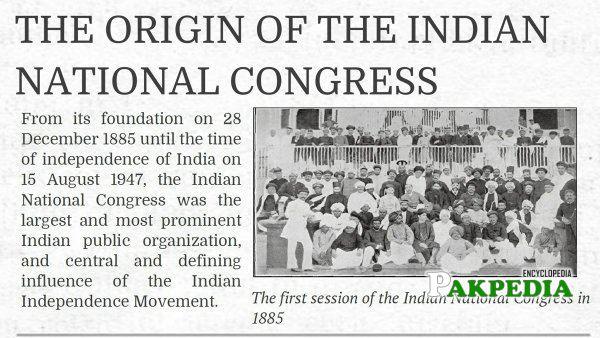 Origin of INC
