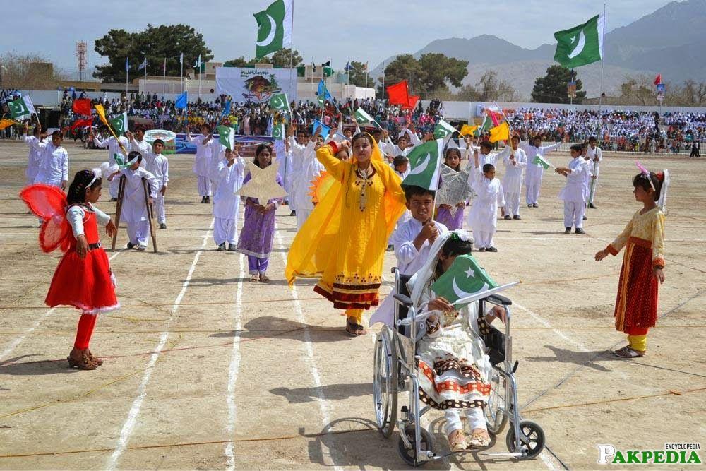 Balochi Culture Event