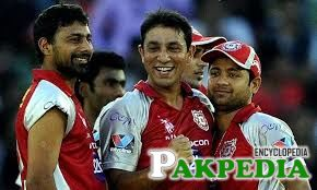 Azhar Mahmood in IPL