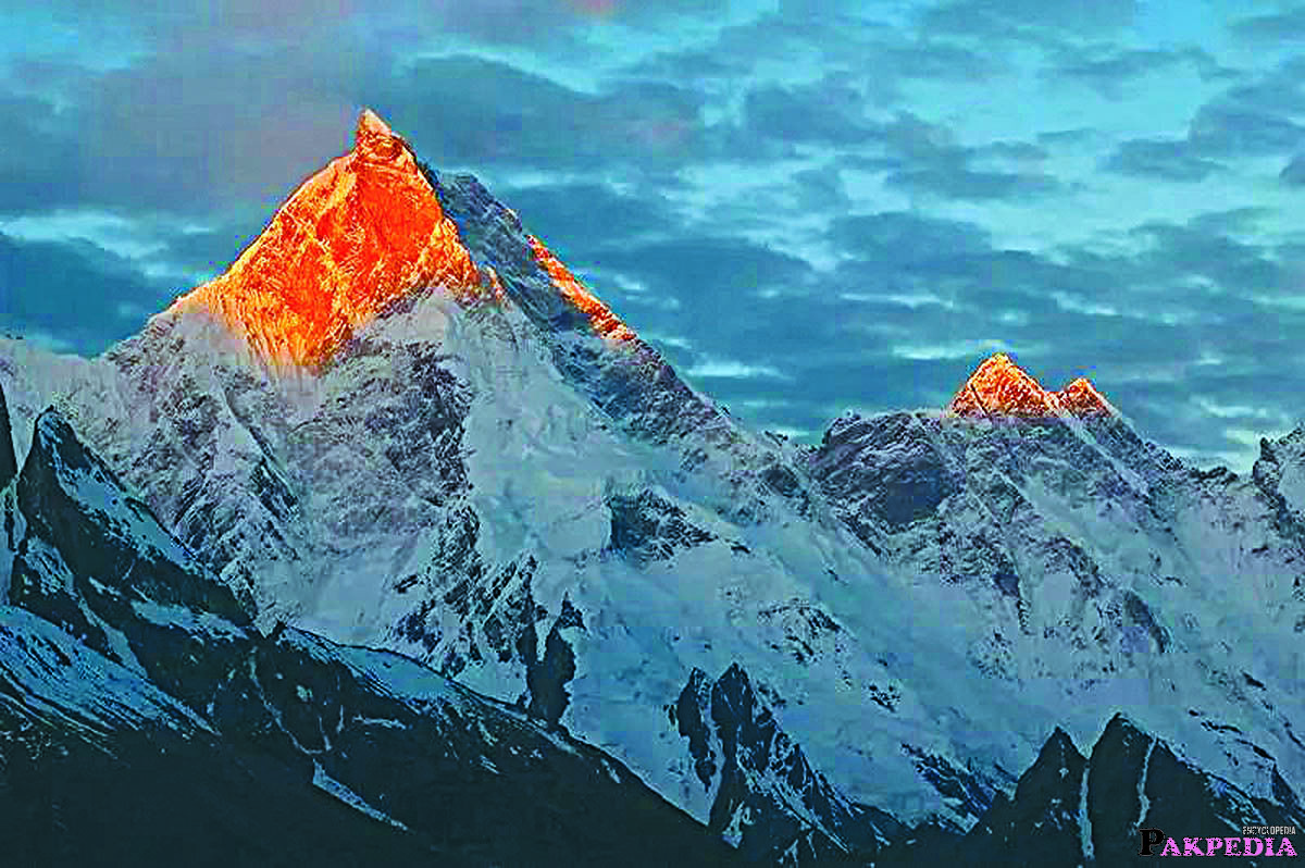 K2, The Second Highest Mountain in The World