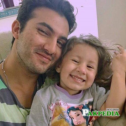 Shehroz Sabzwari Family